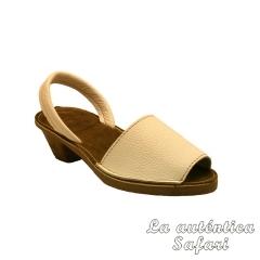 Sandalia Ibicenca con Tacón