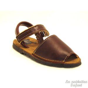 Sandalias Ibicencas con Velcro