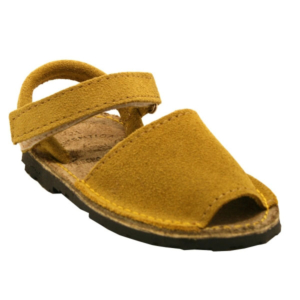 Sandalias Ibicencas con Velcro Serraje