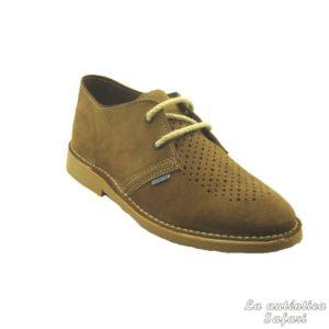 Zapato Safari Perforado